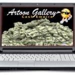 Artoon Gallery Cash Empire