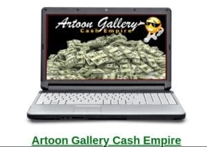 Artoon Gallery Cash Empire picture