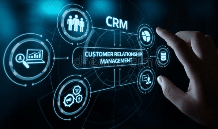 What Is A CRM infographic